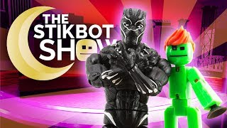 The Stikbot Show 🎬 | The one with Black Panther