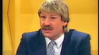 1984 - Sam Newman on Collingwood's preliminary final performance