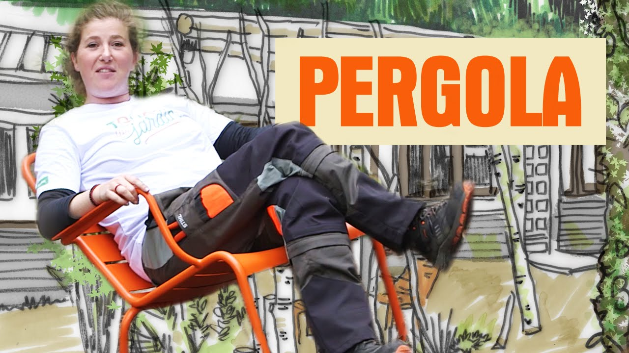 Episode 5 comment construire une pergola youtube - Construire une pergola ...