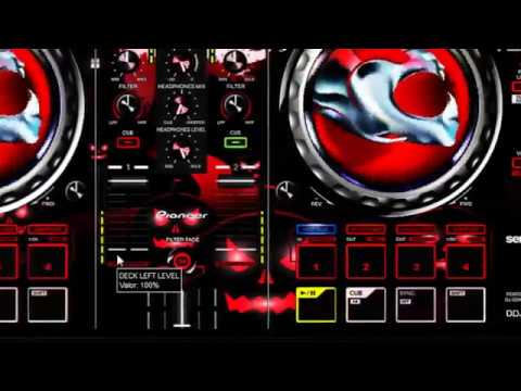 SKIN PARA VIRTUAL DJ 8  2017