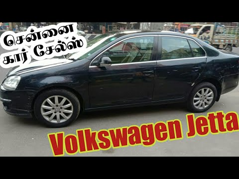 Volkswagen jetta used car sales in chennai | bala cars
