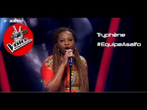 Tryphène chante