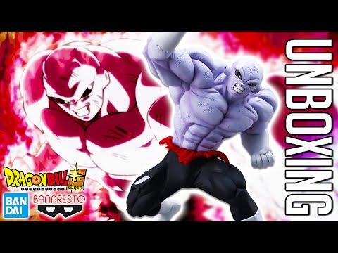 THE WORLD'S FIRST JIREN PRIZE FIGURE! Dragon Ball Super Chousenshi Retsuden II Figure Unboxing!