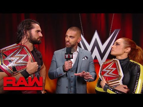 The Man and The Man's Man come around at WWE Extreme Rules: Raw, July 8, 2019