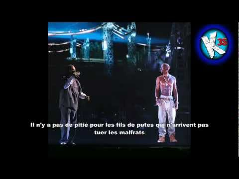 Traduction 2 Of Amerikaz Most Wanted - 2Pac
