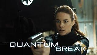 Полный игрофильм Quantum Break - (Квантовый разлом игровой фильм)