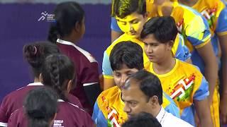 Khelo India Youth Games Highlights | 17th January 2019 Kho Kho, Kabaddi, Volleyball