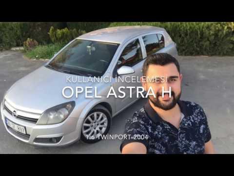 Opel Astra H Kasa 1.6 Twinport Inceleme