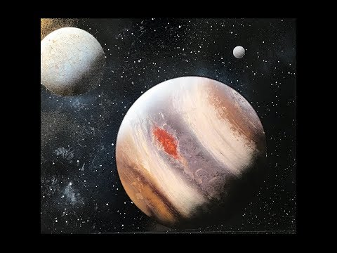 Time lapse Painting - Destination Europa