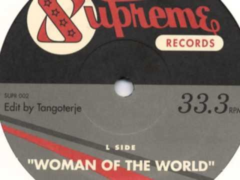 Double - Woman Of The World (Tangoterje Edit) (2004)
