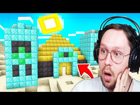 Minecraft Mais les Structures sont Cheatés !