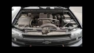 Замена аккумулятора Chevrolet Trailblazer(, 2016-09-20T16:07:52.000Z)