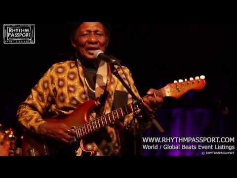 Rhythm Passport - Interview with Ebo Taylor @ Colston Hall,