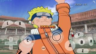Gamecube Naruto : Clash Of Ninja 2 + Best Setting Emulator Dolphin Android FPS stabil