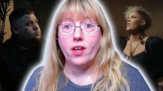 Vocal Coach Reacts to Rag'n'Bone Man & P!nk 'Anywhere Away From Here'
