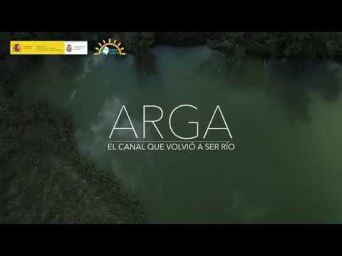 ARGA: el canal que volvió a ser río