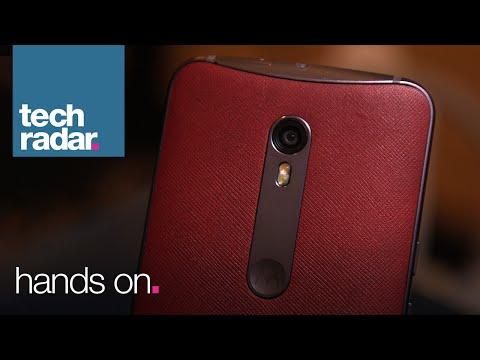 Moto X Style - Hands On Specs