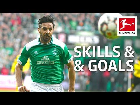 Claudio Pizarro - Magical Skills & Goals