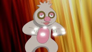 Slakoth vs. Pikachu! | Pokémon the Series: Advanced Challenge