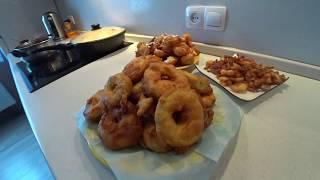 """Вкуснейшие """"пончики"""" из кабачков от Ларисы Лекси.  05.10.18."""