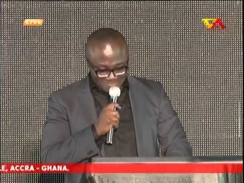 Bola Ray Recounts at Multimedia Remembers Komla Dumor