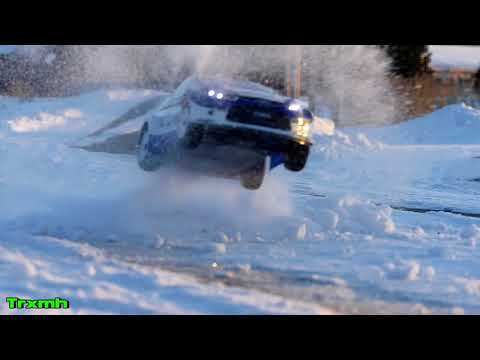 Kyosho DRX VE - RC Rally Finland Action