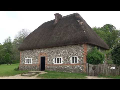 A Look Inside The House At Walderton From Medieval To 19th C