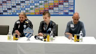 Pressekonferenz - HTB-FAK 0:1