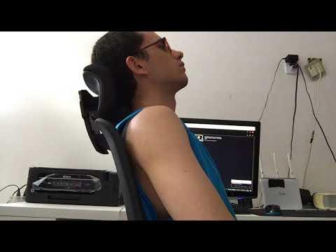 Cadeira da Cavaletti - C3 - 28001-AC - Encosto de cabeça