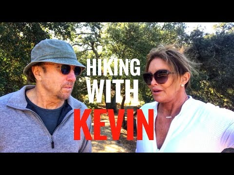 HIKING WITH KEVIN -  CAITLYN JENNER