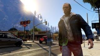 GTA V - Localização Curtis Weaver, missão do Trevor - Maude GTA 5