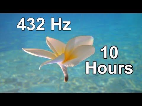 10 Hours Sleep Music 432 Hz Delta Waves Deep Sleep 432Hz Music For Meditation - Long Music