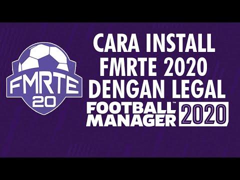 Cara Install FMRTE 2020 Dan Aktivasi Lisensi Key Secara Legal
