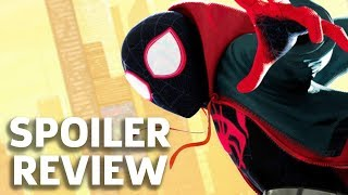 Spider-Man: Into the Spider-Verse Is A Must-See Film (Spoiler Review)
