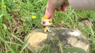 LPS: the life of Dave the cyborg cat part 1