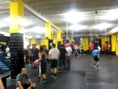 San Fernando Boxing Gym San Antonio Texas