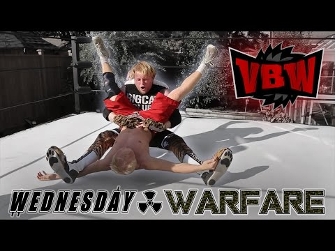 VBW Season 4, Episode 4: Wednesday Warfare - Backyard Wrestling