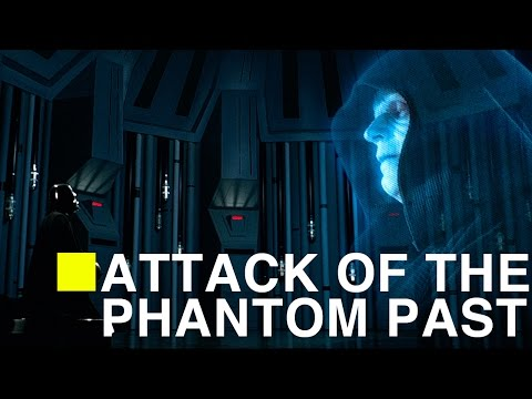 STAR WARS EP 5: Attack Of The Phantom Past