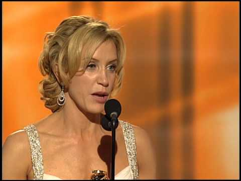 Golden Globes 2006 Felicity Huffman  Best Actress Drama