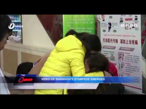 Video of Shanghai's Stampede Emerges