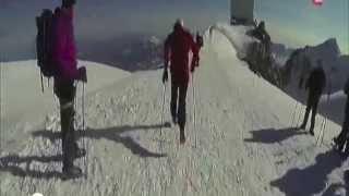 Kilian Jornet bat le record de montée du Mont Blanc 2013