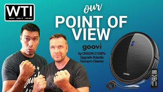 Our Point of View - GOOVI 1600PA Robotic Vacuum Cleaner