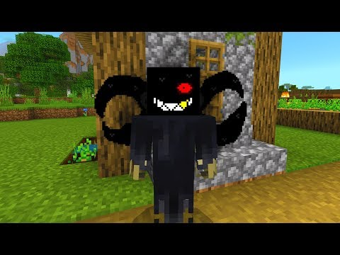 It's after me in Minecraft.. (Scary Minecraft Video)