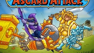 Asgard Attack Gameplay Video