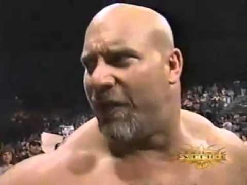 Goldberg  vs Booker T