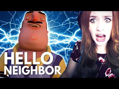 HELLO NEIGHBOR #13 - Das Brech--BZZZZzzzt--Eisen! ● Let's Play Hello Neighbor