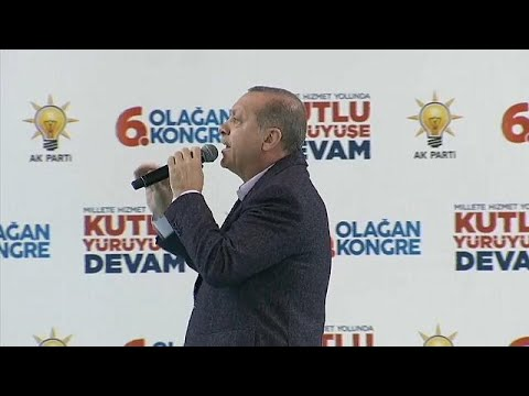 Erdoğan: Israel ein Terrorstaat
