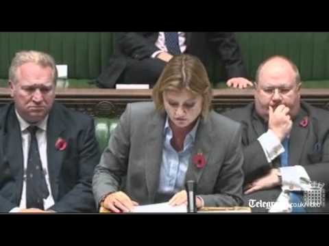 Transport Secretary Justine Greening praises public response