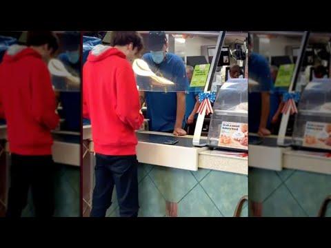 TikTok Is Not Happy About This McDonald's Sandwich Prank!