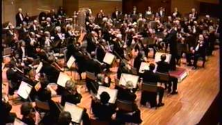 Shostakovich: Symphony No. 5 in D minor, I. Moderato, Conductor: Mariss Jansons